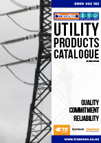 Utility Products Catalogue 2018