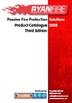 Ryanfire Product Brochure 2018 3rd Edition cover