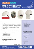 ErgoS-Intec Power 28cal DATASHEET