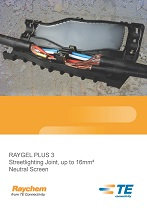 RayGel Plus 3 Streetlight Joint cover