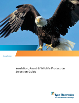tyco wildlife insulation selection guide COVER