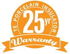 Insulator 25yr Warranty orange