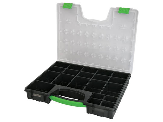 Plastic Storage Box - Multiple Compartment