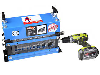 ATS-20C Benchtop Manual Cable Stripping Machine