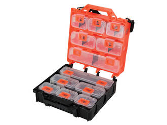 Multi-Compartment Toolboxes