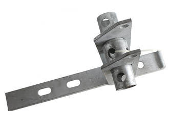 Suspension Bracket & Hook Bolt