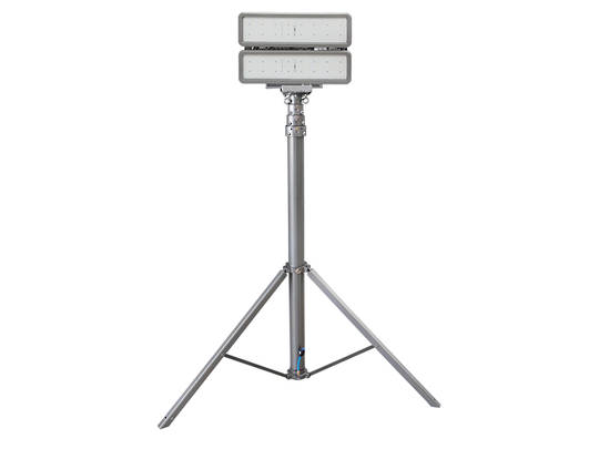 Portable LED Industrial 5M Light Stand