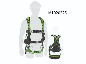 Millar Air Core Tower Workers Harness