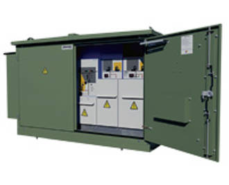Ormazabal Switchgear Kiosk