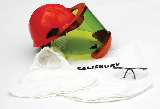 Arc Flash Protection AS1000HAT, AS1200HAT & AS2000HAT Kits