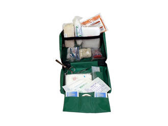 Vehicle First Aid Kit Basic - Soft Pack