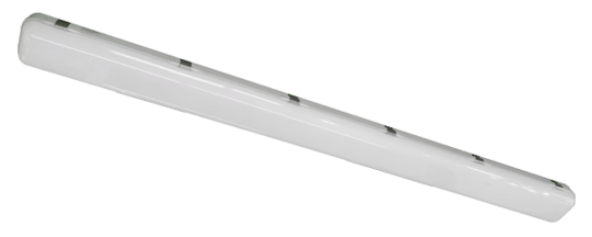 LED5FT - Industrial 5FT Polycarbonate Batten Light 40W & 60W