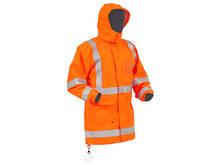Flame Retardant Antistatic TTMC-W17 Jacket with Mesh Lining