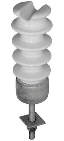 11kV Porcelain Line Post Insulators CCT