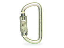 Captive D Triple Acting Karabiner