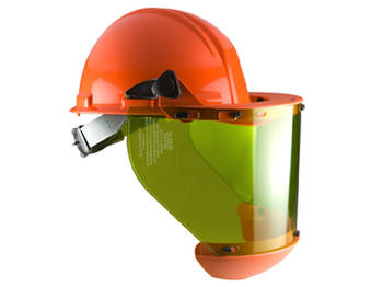 AS1000/AS1500 Protective Face Shields - HRC 2, 10 Cal/cm²