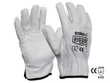The Rigger Premium Cowhide Gloves