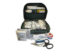 1-5 Person First Aid Kit In Soft Carry Bag
