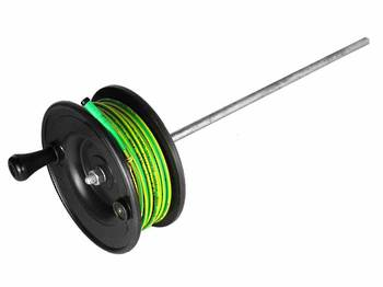 IET15M Independent Earth Tester Reel & Spike