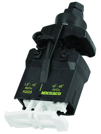 K223 Insulation Piercing (IPC) Fuse Carrier