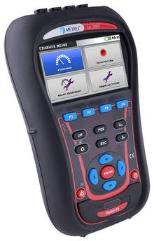 MI2885 Power Quality Analyser