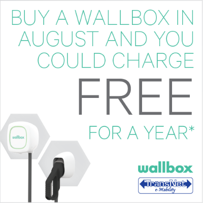 Win Free Power With Wallbox