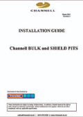 Channell Pit installation guide TN Details COVER-690