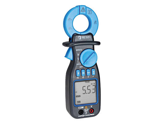 Metrel MD9272 TRMS Leakage Clamp Meter with Power Functions