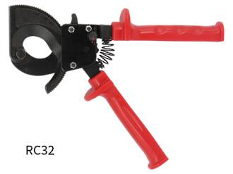 Ratchet Cable Cutters Cable Cutters Cable Preparation