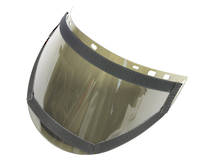 Replacement Arc Flash Protection Lenses, 8-100 Cal/cm²