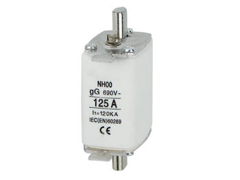 Fuse Link DIN Type Size 00 - (NH00)