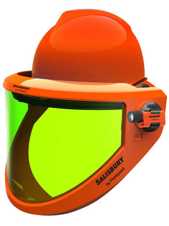 AS1200 Universal Fit Protective Face Shield - HRC2, 12 Cal/cm²