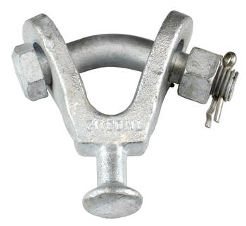 Ball Y-Clevis