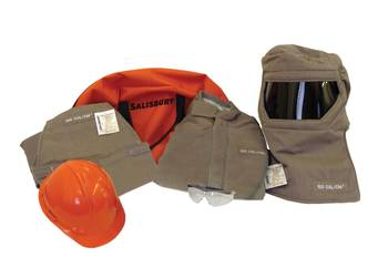 PRO-WEAR® Personal Protection Equipment Kits – 100 Cal/cm² HRC 4